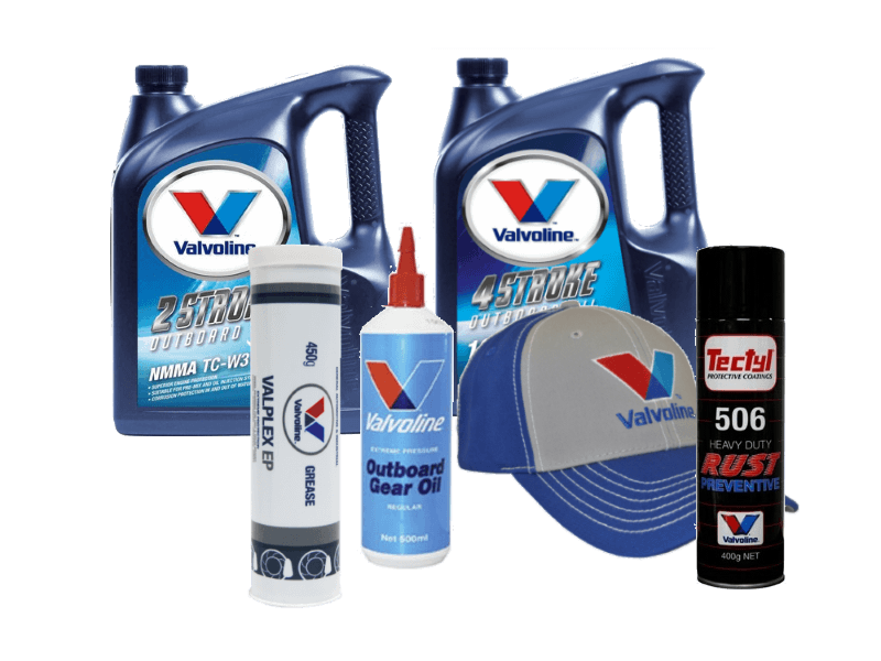 Valvoline product pack